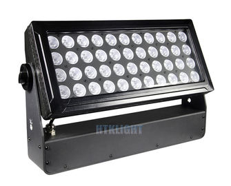 450W P5 RGBW Led Flood Light Wall Washer Untuk Arsitektur / Bangunan / Menara